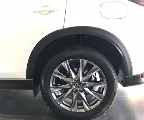 Rines Y Llantas Mazda Cx5 2020 Signature Negro -gris Humo