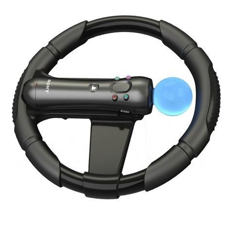 Volante Timon Racing Wheel Control Move Ps3 Ps4