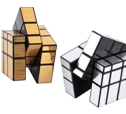 Cubo Mirror Espejo Shengshou 3x3 Excelente Calidad