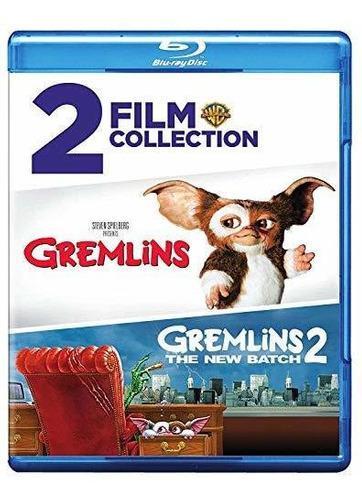 Gremlins /gremlins 2 (2pk /bd) [blu-ray]