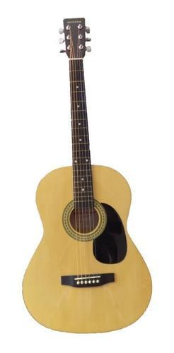 Id 662 Guitarra Acústica Accent A-01n Poco Uso