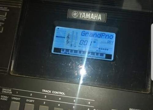 Piano Teclado Yamaha Psr E 463 + Base + Estuche + Envío