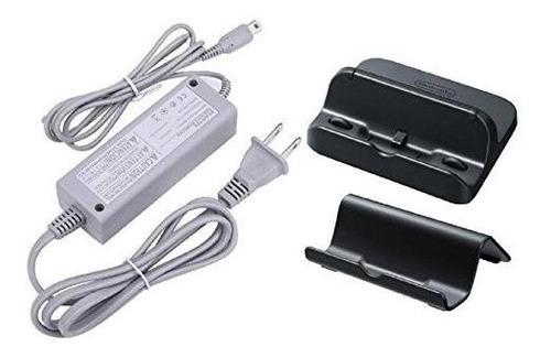 Accione El Adaptador De Corriente Para Nintendo Wii U Gamepa