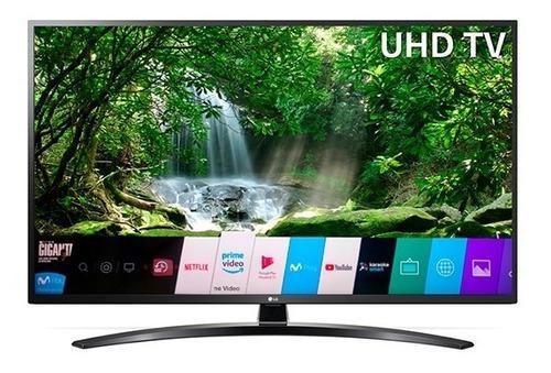 Televisor LG 65 Pulgadas Uhd 4k Smart Um7400 Garantía 1