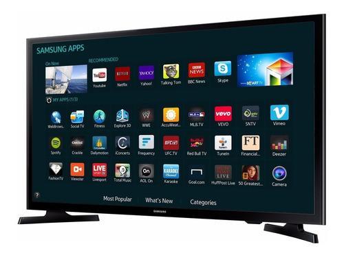 Televisor Samsung Un49j5200 Led Smart 2.0 Tv Wifi Tdt 49p
