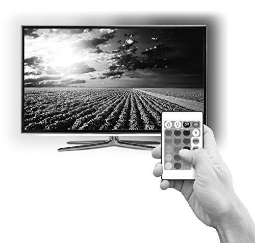 Tira Led Tv Retroiluminación Usb Hasta 60 Pulgadas Plana H