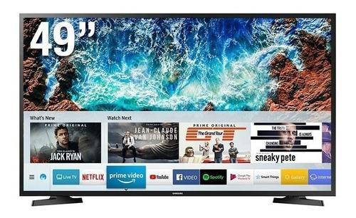 Tv Samsung 49 J5290 Fhd Smart Gtia 1 Año Usb-hdmi