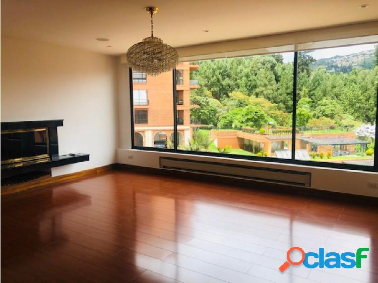 Apartamento venta-renta SANTA BARBARA ALTA Bogotá