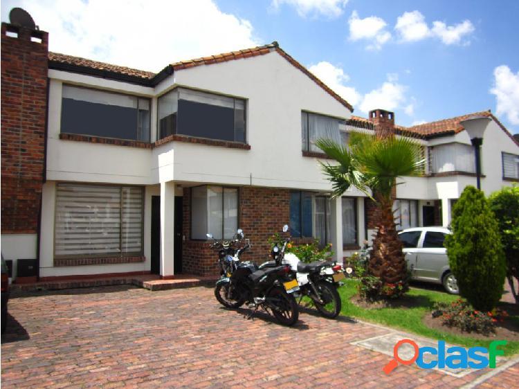 Casa en venta en Chia Conjunto Cerrado Chia
