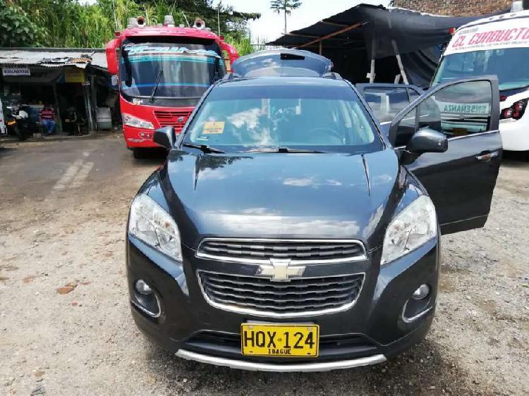 Chevrolet Tracker 1.8 LT Automática 2015 Full