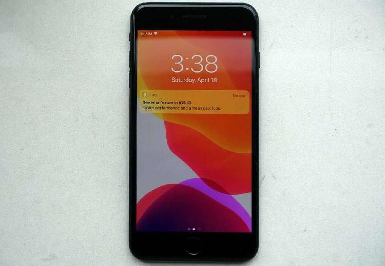 IPHONE 7 PLUS 32GB LIBRE DE ICLOUD BUEN ESTADO
