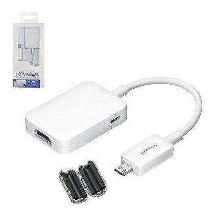 Micro Usb Mhl 2.0 Al Cable Adaptador Hdmi Hdtv Para Samsung