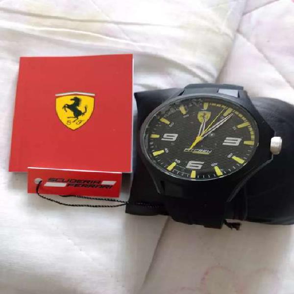 Reloj Ferrari original.