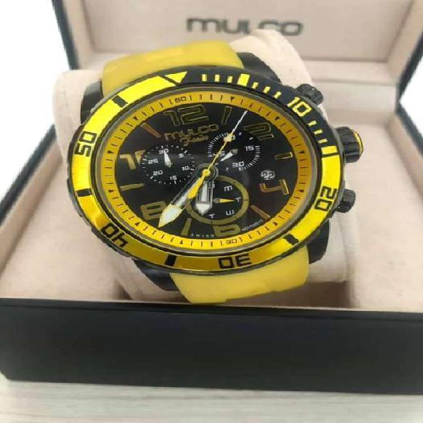 Reloj Mulco Fondo para caballero original