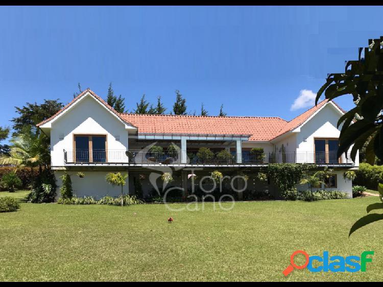 Se vende Casa Finca en Rancherías Rionegro