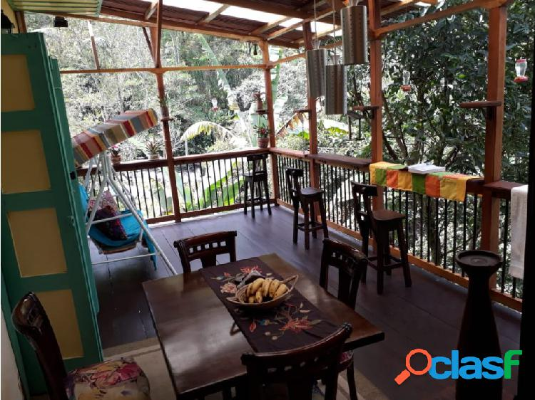 Se vende Casa Lote en Pijao Quindío