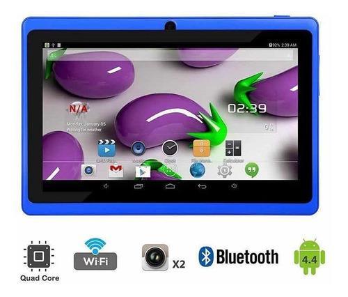 Tablet 7 PuLG Wifi Para Ninos Excelente Precio