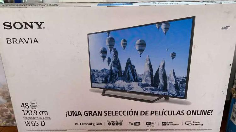 Televisor sony bravia smart TV de 48 pulgadas wifi youtube