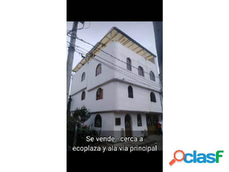 VENTA CASA EN MOSQUERA VILLA MARIA III