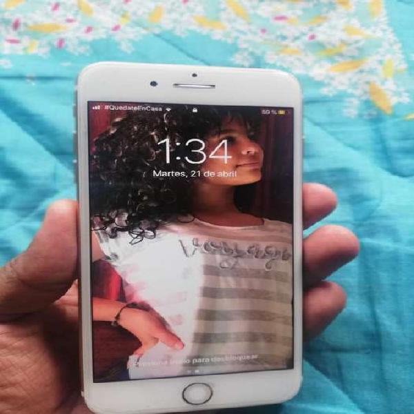 Vencambio iphone 7 plus de 128g