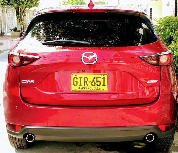 Vendo Mazda cx5 touring personalizada. 2020