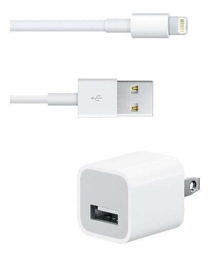 Cargador + Cable Para Celulares iPhone 5 Genérico !!