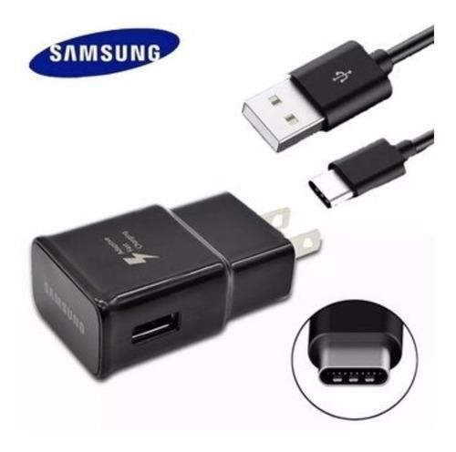 Cargador Original Samsung Carga Rápida S10 Cable Tipo C N