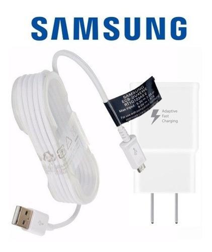 Cargador Original Samsung V8 Carga Rápida S5 S6 S7 A5 A7 J7
