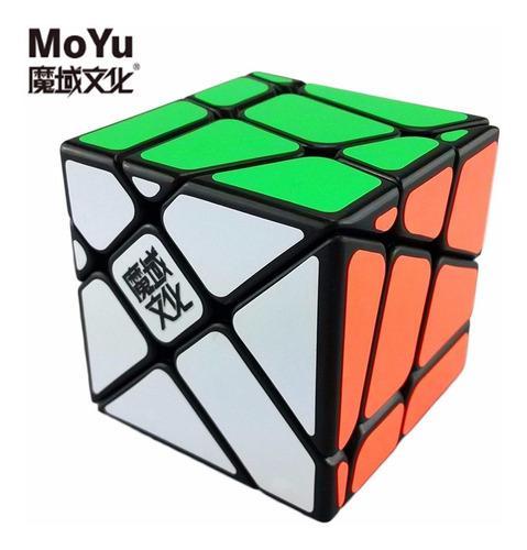 Cubo Mágico Moyu Juguetes Educativos Yj8221 Rubik 3x3