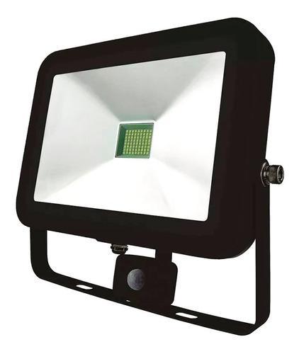 Reflector Led 20w Exterior Interior Sensor Luz Blanca Ip65