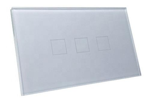 Switch Interruptor Wifi Sin Neutro 3 Tactil App Domotica