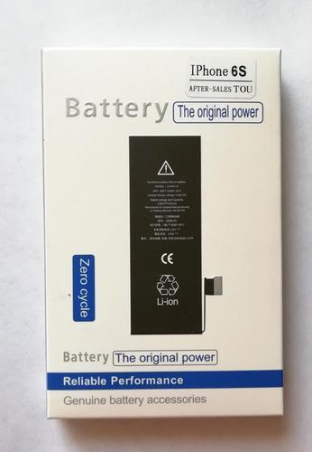 Batería iPhone 6 6s 6s Plus 7 Plus Original Caja