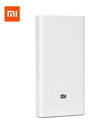 Xiaomi Power Bank 2c 20.000mah 2nd Gen Qc 3.0 Bidireccional
