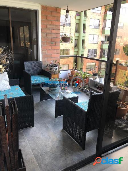 Apartamento para venta en el poblado 2990