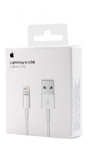 Cable De Conector Lightning A Usb De Apple iPhone Original