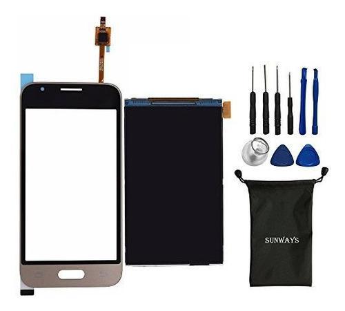 Sunways Reemplazo De Seleccion Para Samsung Galaxy J1 Mini P