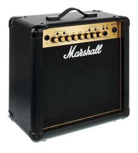 Amplificador De Guitarra Eléctrica Marshall Mg15gfx, 15