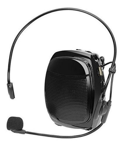Amplificador De Voz Con Microfono Amplificador De Banda Con