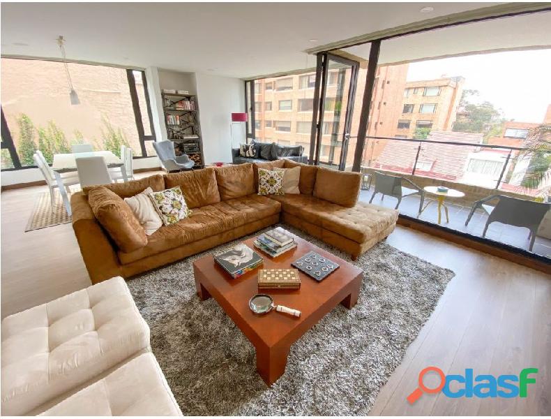 Apartamento en venta o arriendo en Rosales bajo Bogotá