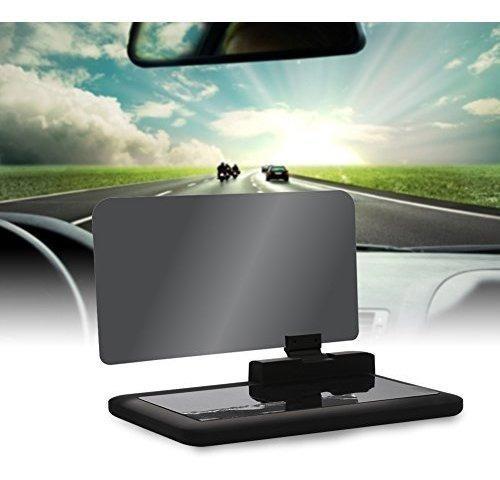 Car Hud Phone Navegacion Gps Hd Image Reflector Head Up Disp