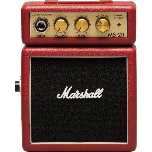 Marshall Mini Stack Series Ms2r Micro Guitar Amplifier