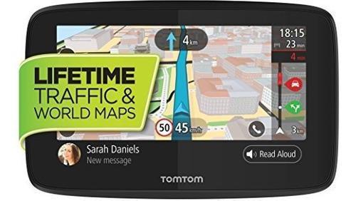 Tomtom Go 520 Dispositivo De Navegacion Gps De 5 Pulgadas Co