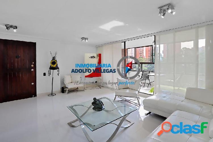 Apartamento para venta en el Poblado 3076