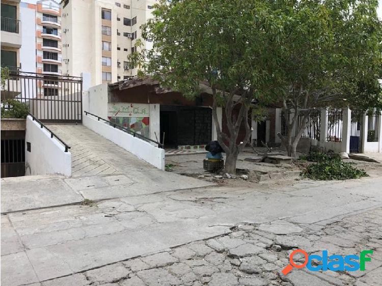 Lote en Rodadero Santa Marta zona turística 004