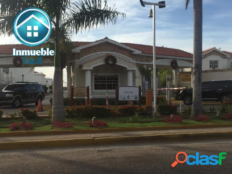 Townhouse de lujo en Residencias Antares