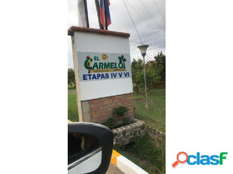 VENTA CASA CAMPESTRE CONDOMINIO EL CARMELO