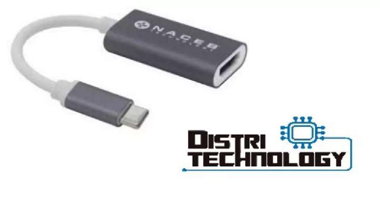 Adaptador Tipo C a HDMI