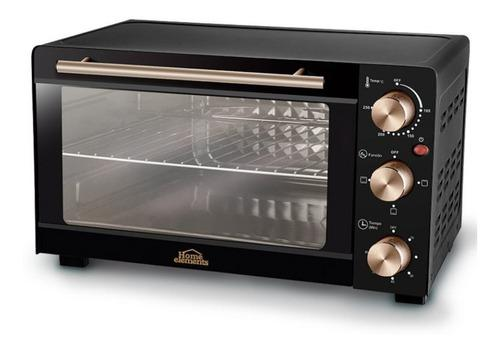 Horno Tostador Home Elements 21 Litros Copper