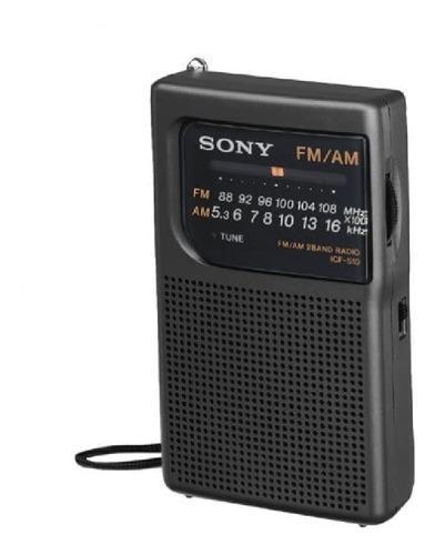 Radio Am/fm De Bolsillo Sony Icf-p26