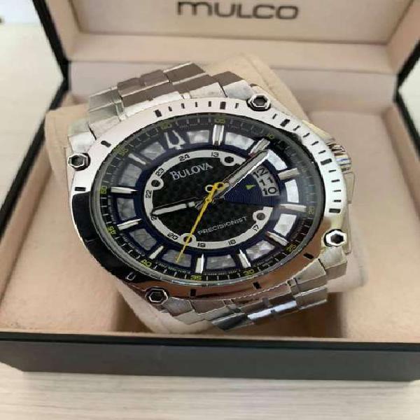 Reloj Bulova Precisionist para caballero original